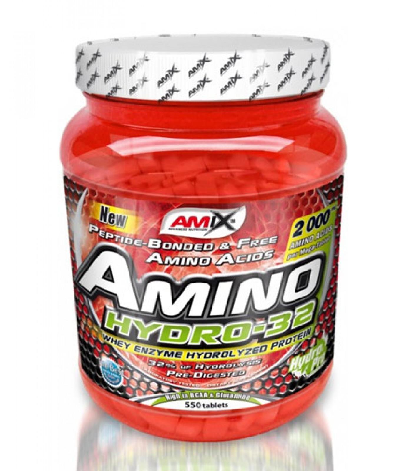 Amix - Amino HYDRO-32 / 550tabs.