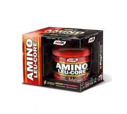 Amix - Amino Leu-Core ™ BCAA 8:1:1 / 390gr. Хранителни добавки, Аминокиселини, Разклонена верига (BCAA), Комплексни аминокиселини