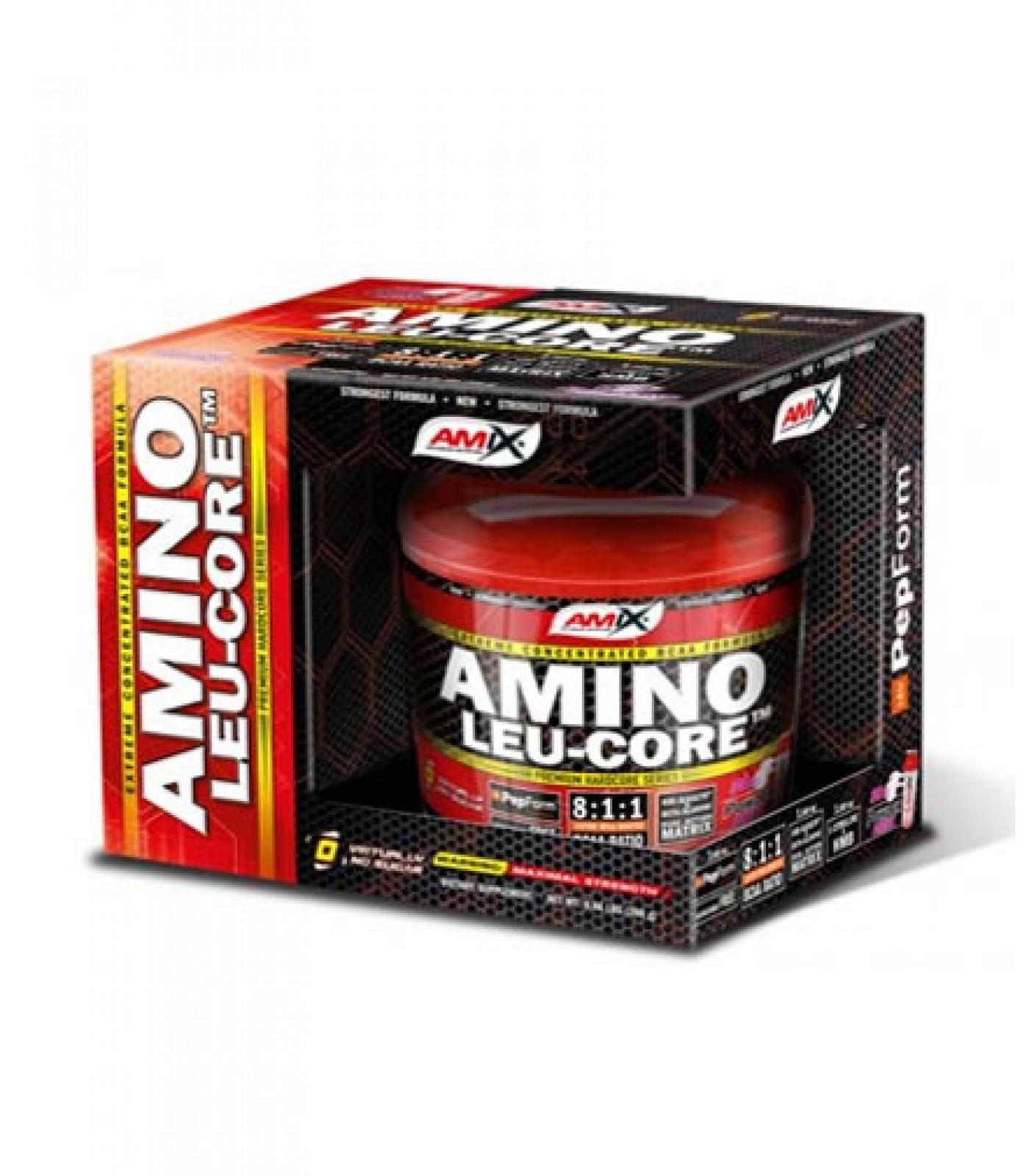 Amix - Amino Leu-Core ™ BCAA 8:1:1 / 390gr.