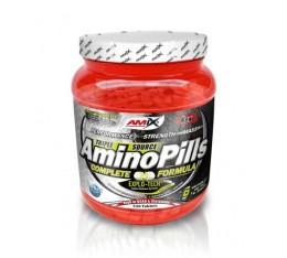 Amix - Amino Pills / 330tabs. Хранителни добавки, Аминокиселини, Комплексни аминокиселини
