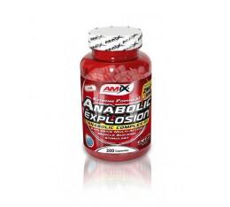Amix - Anabolic Explosion / 200caps. Хранителни добавки, Стимулатори за мъже