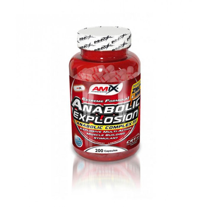 Amix - Anabolic Explosion / 200caps.
