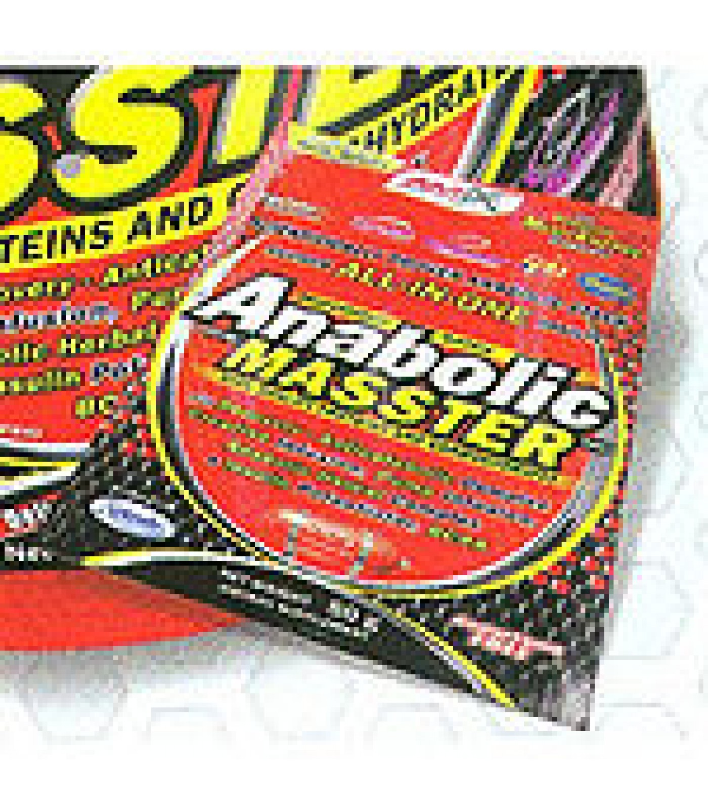Amix - Anabolic Masster Sachets / 20pacs x 50gr.