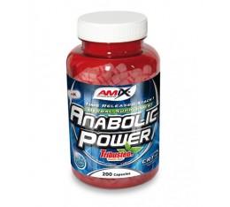 Amix - Anabolic Power Tribusten / 200caps. Хранителни добавки, Стимулатори за мъже