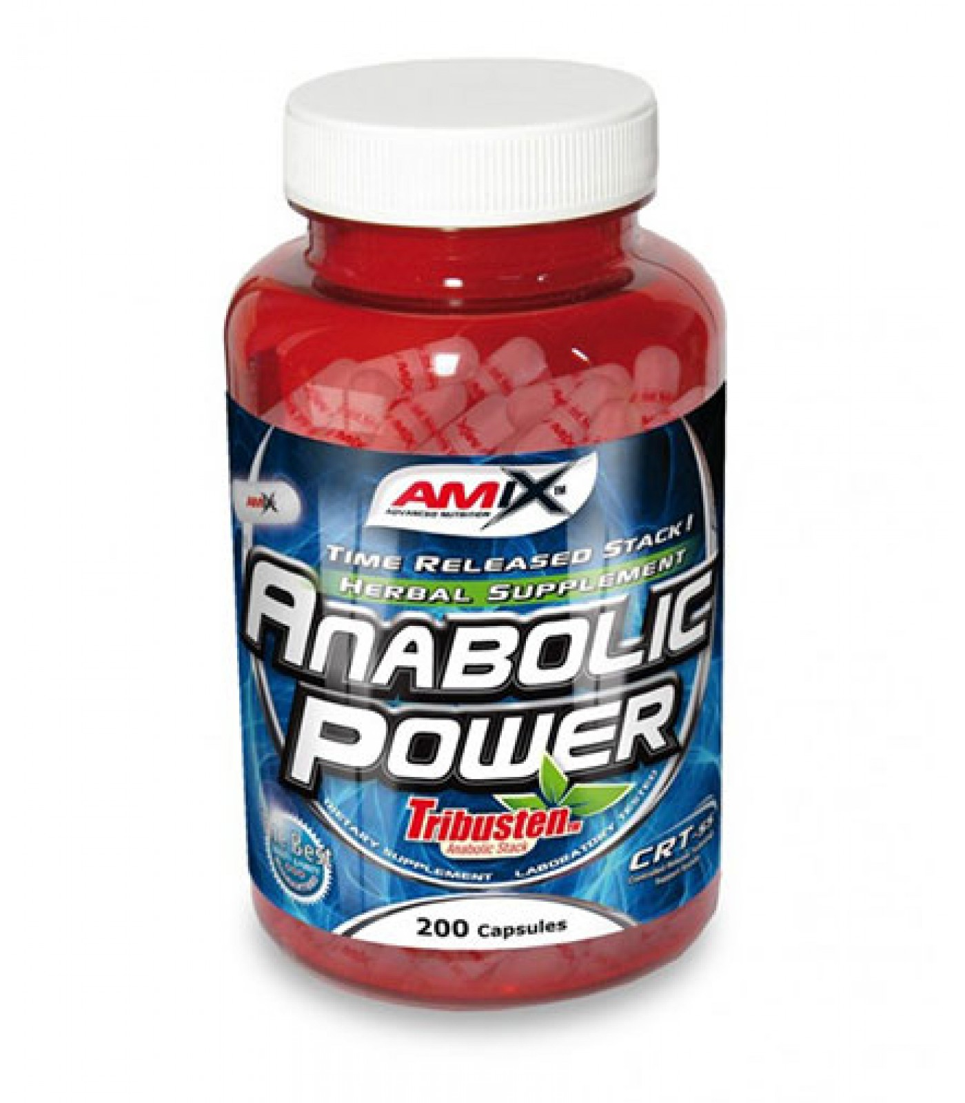 Amix - Anabolic Power / 200caps.