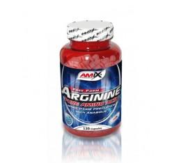 Amix - Arginine / 120caps. Хранителни добавки, Аминокиселини, Аргинин