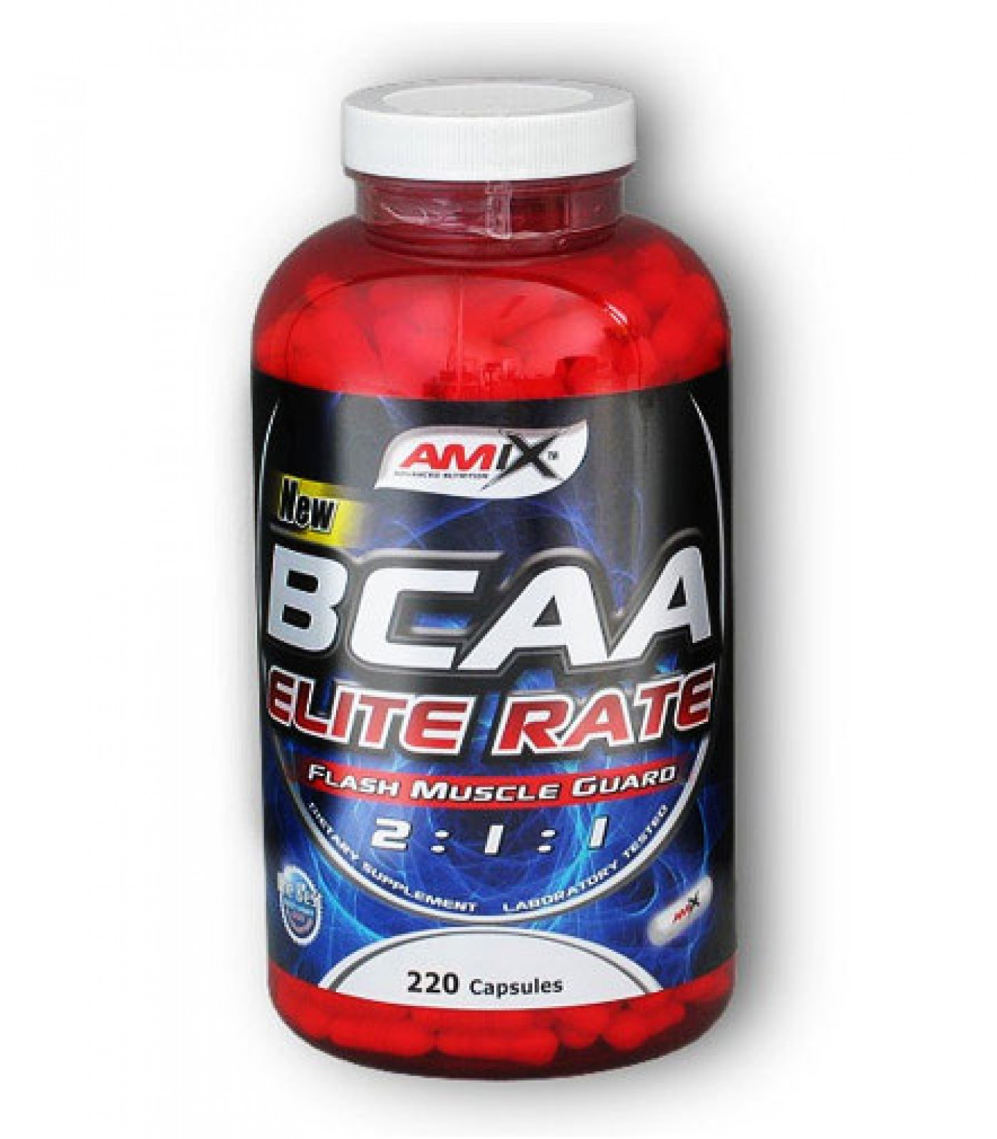 Amix - BCAA Elite Rate / 220caps.