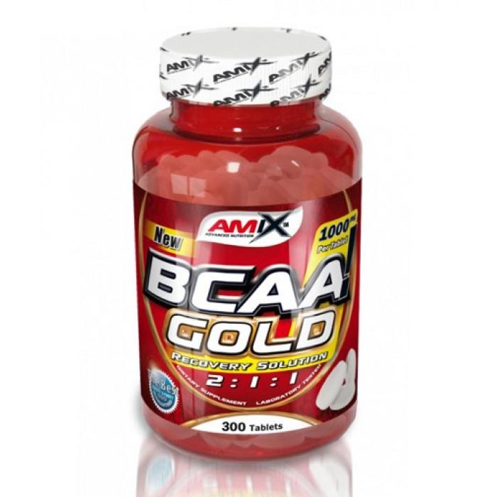 Amix - BCAA Gold / 300tabs.