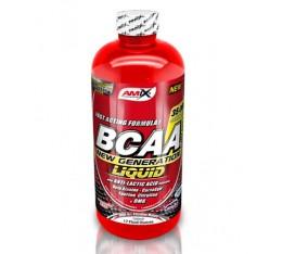 Amix - BCAA New Generation Liquid / 500ml. Хранителни добавки, Аминокиселини, Разклонена верига (BCAA)