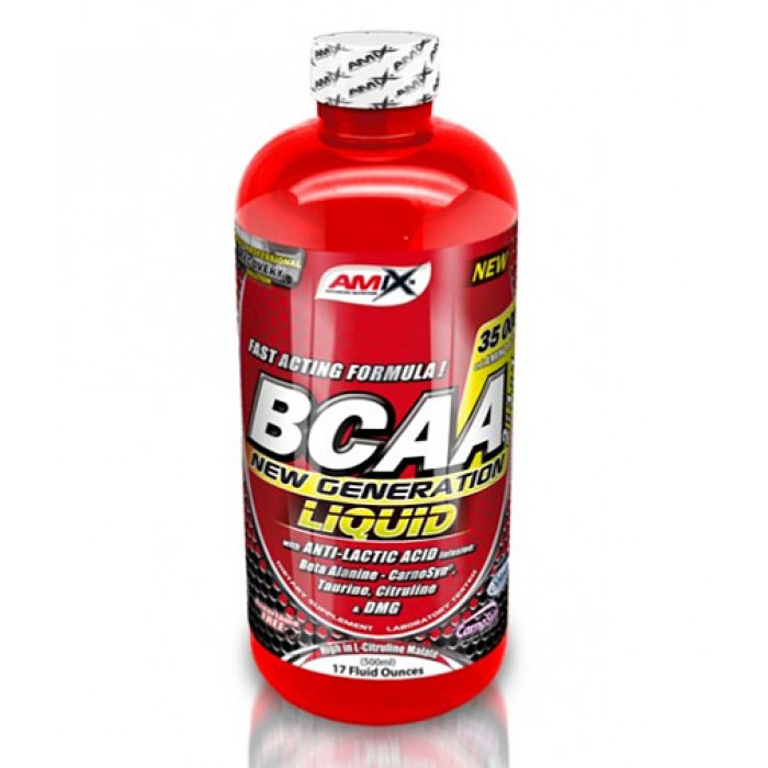 Amix - BCAA New Generation Liquid / 500ml.