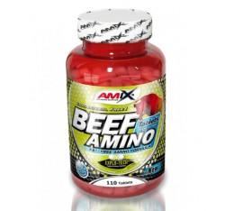 Amix - Beef Amino / 110tabs. Хранителни добавки, Аминокиселини, Телешки аминокиселини