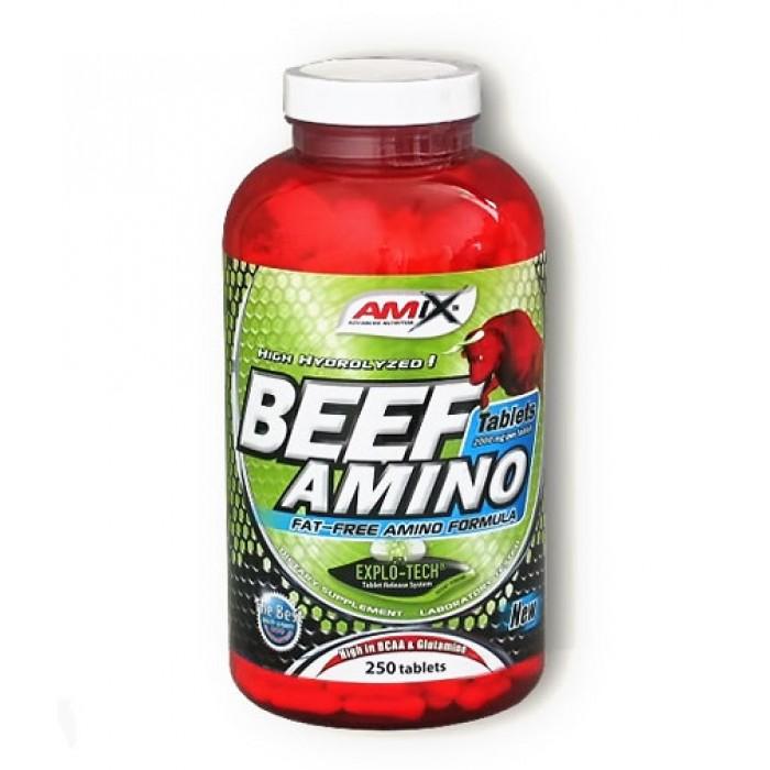 Amix - Beef Amino / 250tabs.