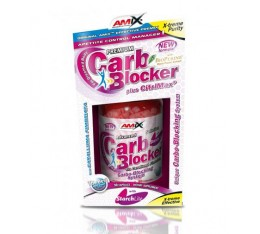 Amix - Carb Blocker with Starchlite / 90caps. Хранителни добавки, Отслабване, Carb/Fat блокери