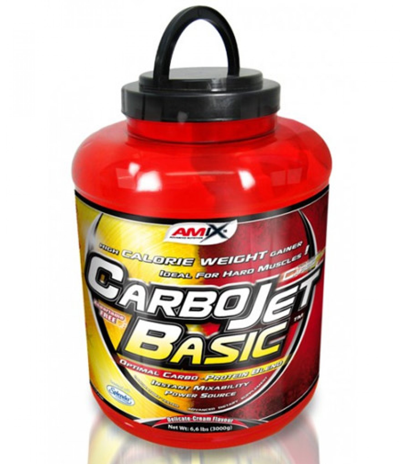 Amix - CarboJet ™ Basic / 3000gr.