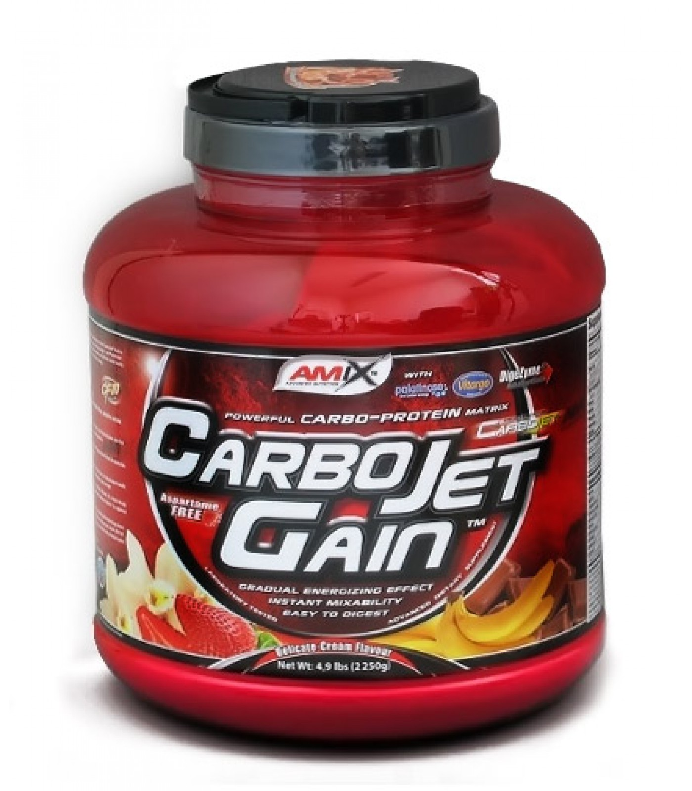 Amix - CarboJet ™ Gain / 2270gr.
