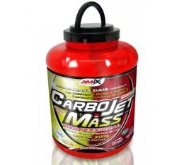 Amix - CarboJet ™ Mass Professional / 1800gr. Хранителни добавки, Гейнъри за покачване на тегло, Гейнъри