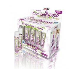 Amix - CarniLine ® Pro Fitness Box / 10amp x 25ml. Хранителни добавки, Отслабване, Л-Карнитин