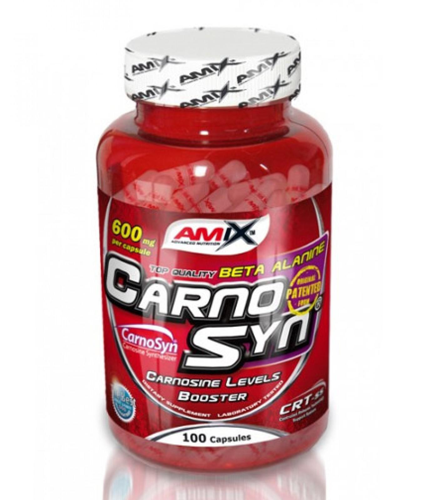 Amix - CarnoSyn ® (Beta-Alanine) / 100caps.