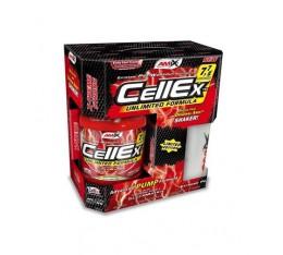 Amix - CellEx ® Unlimited Powder + Шейкър / 1040gr. Хранителни добавки, Азотни/напомпващи