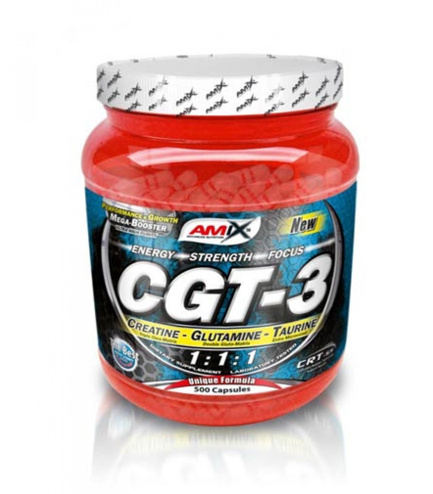 Amix - CGT-3 / 200caps.