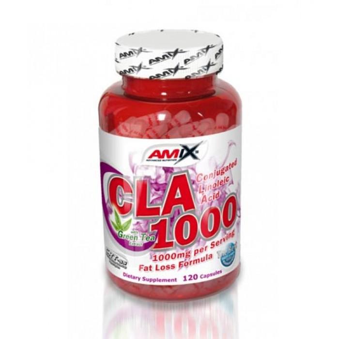 Amix - CLA 1200 + Green Tea / 120caps.