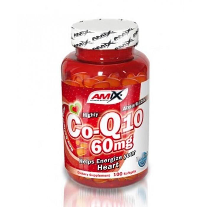 Amix - Coenzyme Q10 / 100softgels.