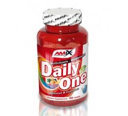 Amix - Daily One / 60 tabs. Хранителни добавки, Витамини, минерали и др.