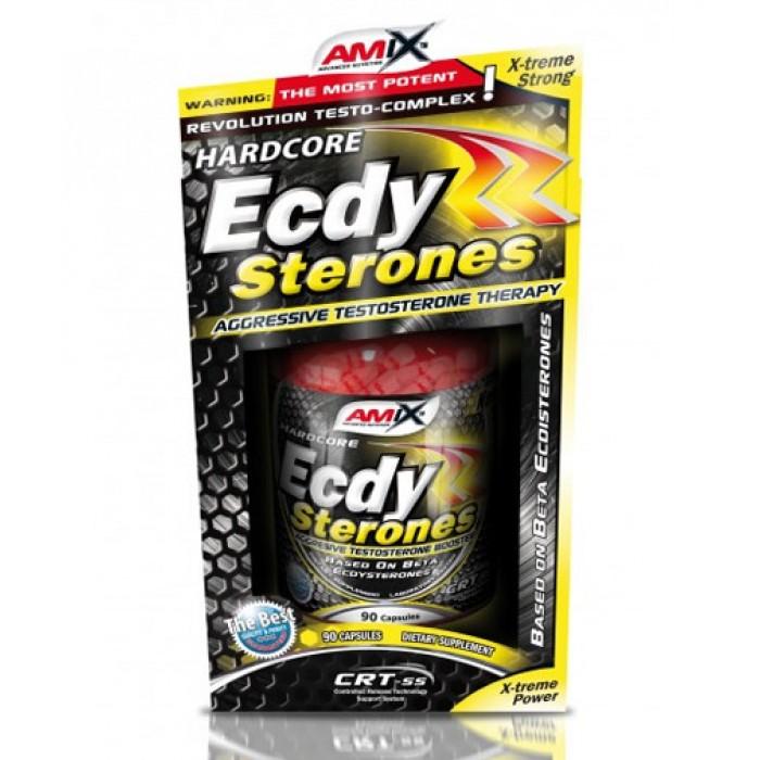 Amix - Ecdy-Sterones / 90 caps.