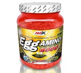 Amix - EGG Amino 6000 / 120 tabs. Хранителни добавки, Аминокиселини, Яйчни аминокиселини