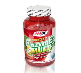 Amix - EnzymEx ™ Multi / 90 caps. Хранителни добавки, Здраве и тонус, Ензими