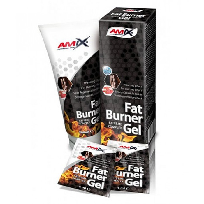 Amix - Fat Burner Gel Men / 200ml.