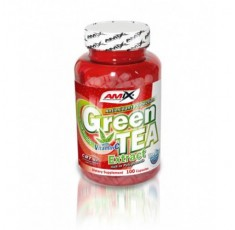 Amix - Green Tea Extract with Vitamin C / 100 caps.