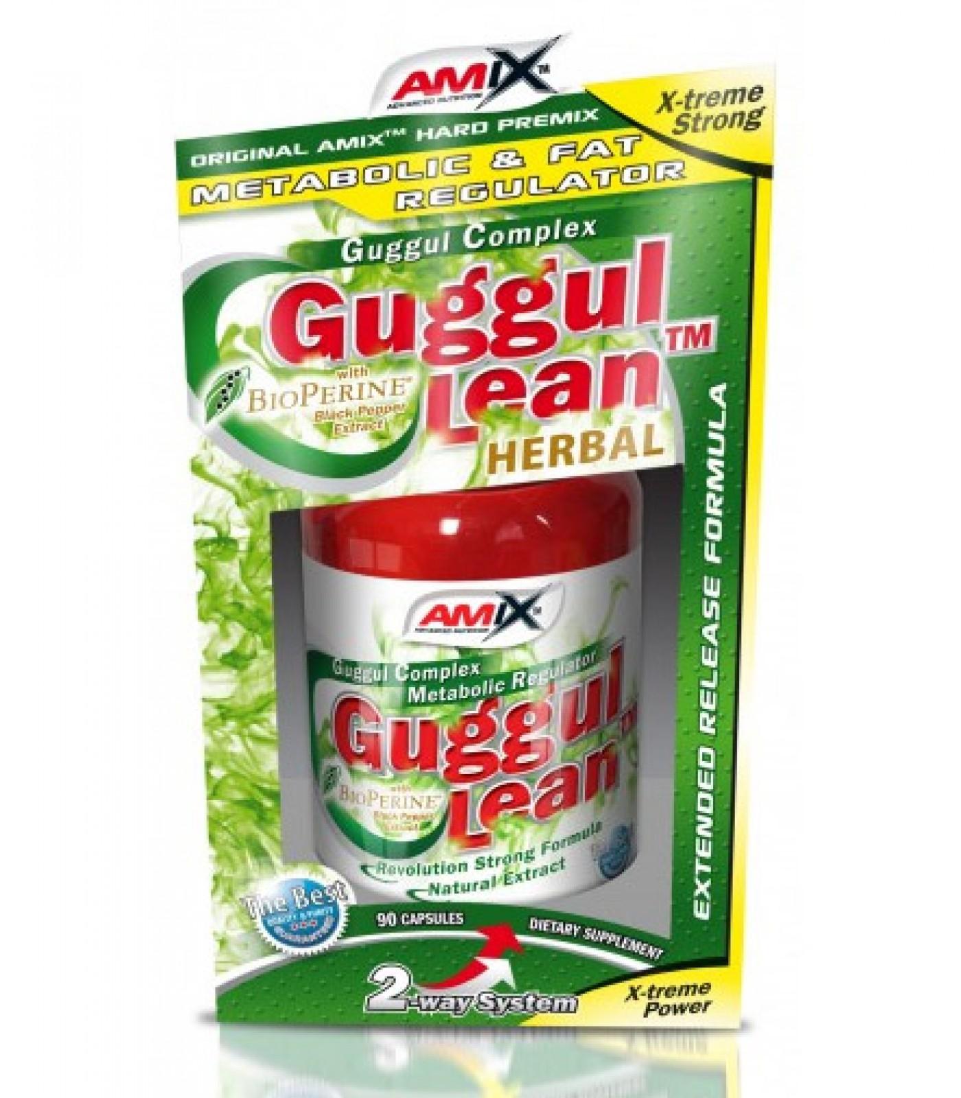 Amix - GuggulLean / 90 caps.