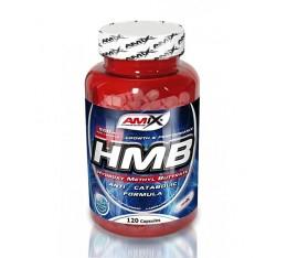 Amix - HMB / 120caps. Хранителни добавки, Аминокиселини