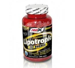 Amix - Lipotropic Fat Burner / 200caps. Хранителни добавки, Отслабване, Фет-Бърнари