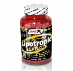 Amix - Lipotropic Fat Burner / 200caps.