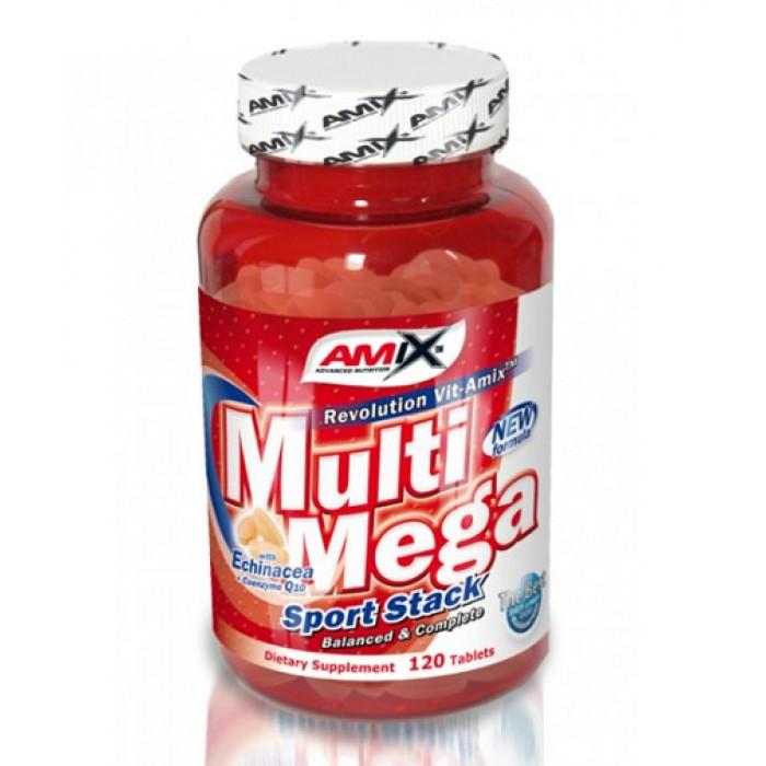 Amix - Multi Mega Stack / 120 tabs.