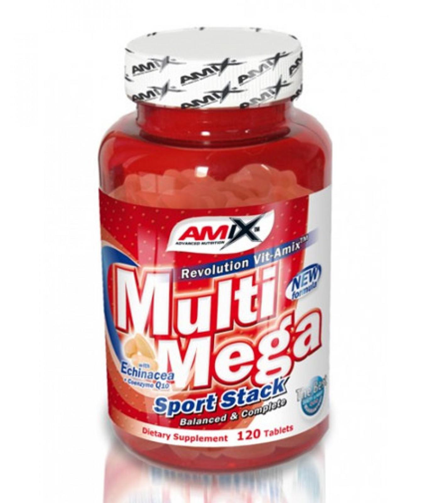Amix - Multi Mega Stack / 60 tabs.