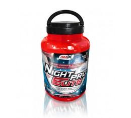 Amix - NightPro Elite / 1000gr. Хранителни добавки, Протеини, Протеинови матрици
