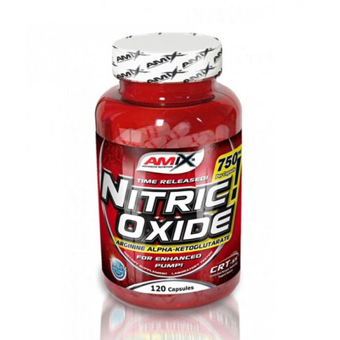 Amix - Nitric Oxide / 120 caps.