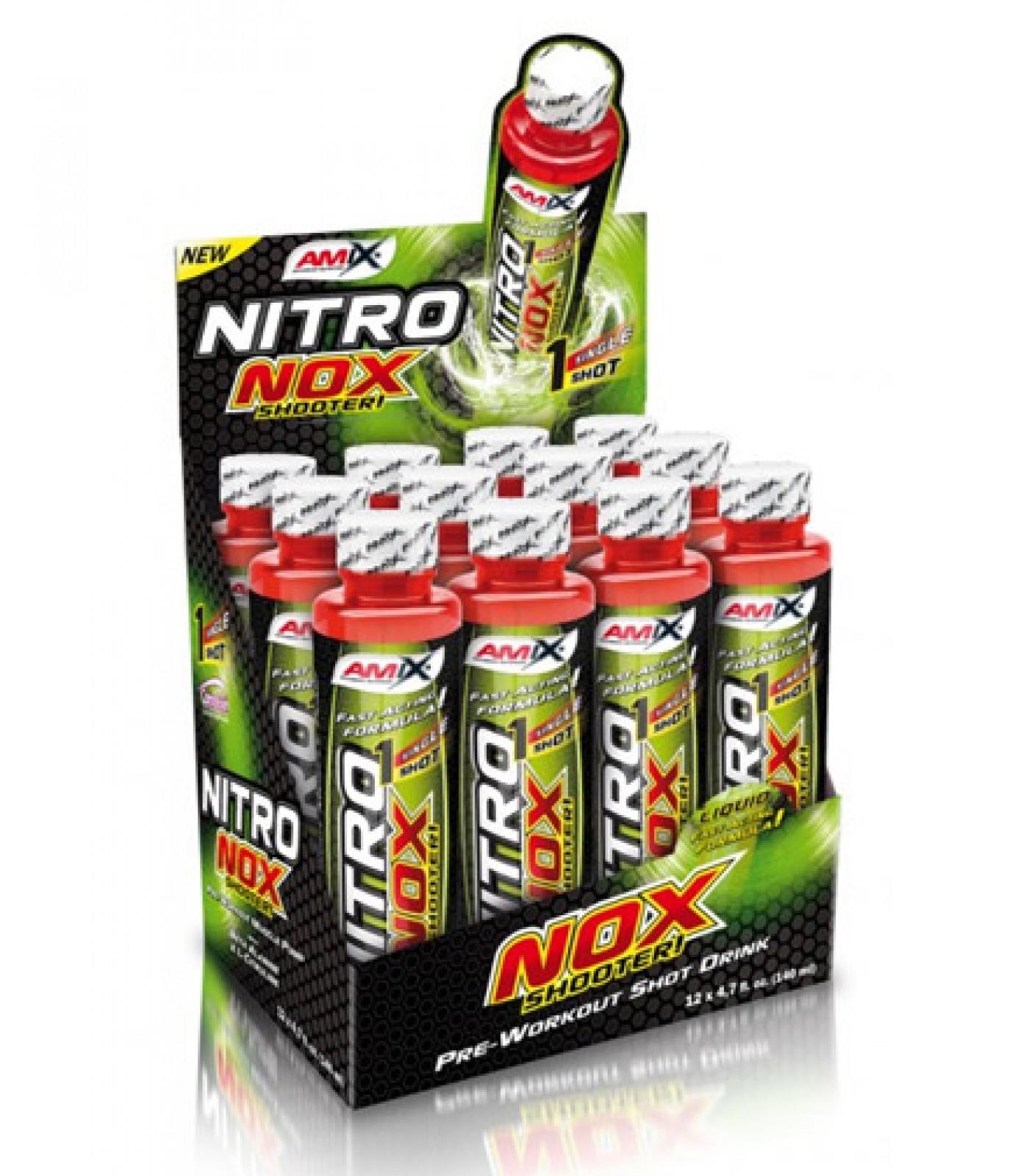 Amix - NitroNox ® Shooter / 12amp. x 140ml.
