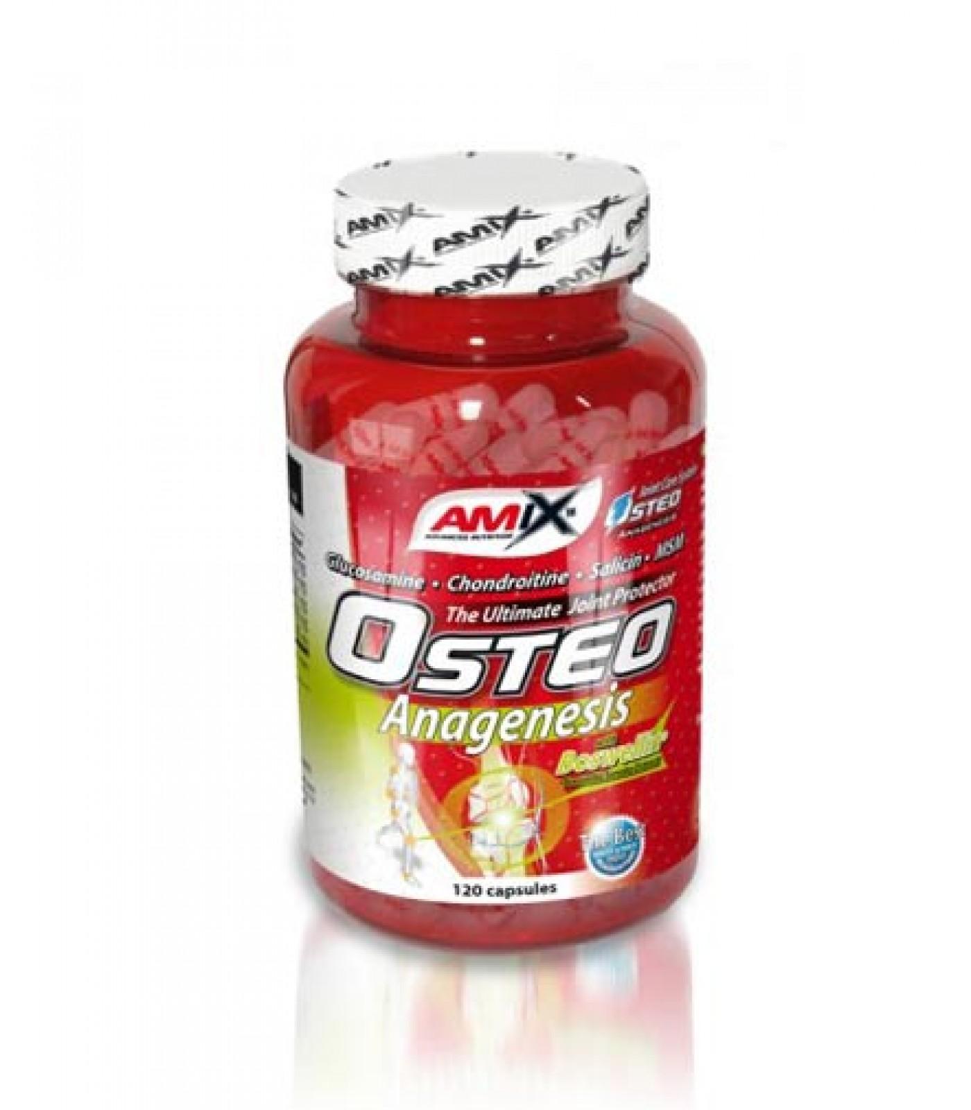 Amix - Osteo Anagenesis / 60 caps.