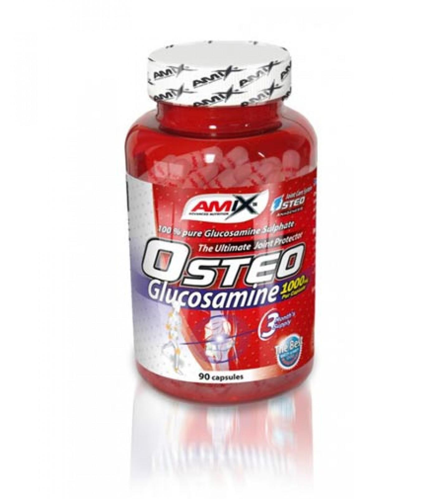 Amix - Osteo Glucosamine / 90 caps.