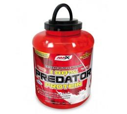Amix - 100% Predator Protein / 1000gr. Хранителни добавки, Протеини, Суроватъчен протеин