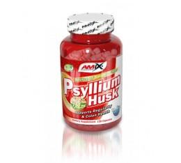 Amix - Psyllium Husk / 120 caps. Хранителни добавки, Здраве и тонус