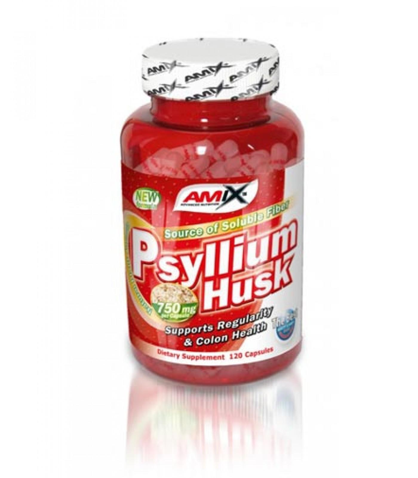 Amix - Psyllium Husk / 120 caps.