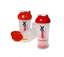Amix - Шейкър Monster Bottle / 600ml. Шейкъри