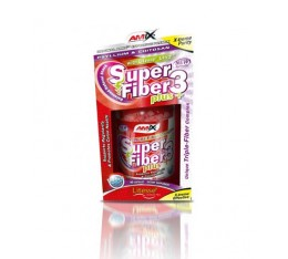 Amix - Super Fiber3 Plus / 90 caps. Хранителни добавки, Здраве и тонус