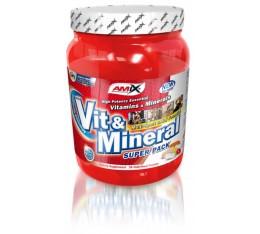 Amix - Super Vit-Mineral Pack / 30 packs. Хранителни добавки, Витамини, минерали и др.