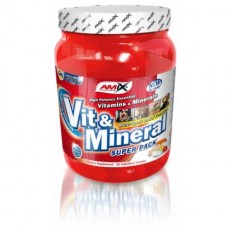 Amix - Super Vit-Mineral Pack / 30 packs.
